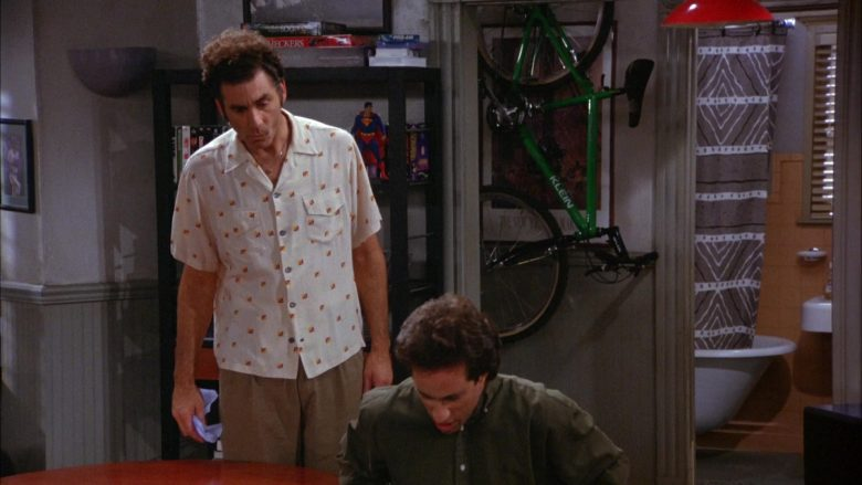 Klein Bicycle in Seinfeld Season 6 Episode 8 The Mom & Pop Store (2)