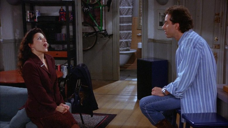 Klein Bicycle in Seinfeld Season 6 Episode 8 The Mom & Pop Store (3)