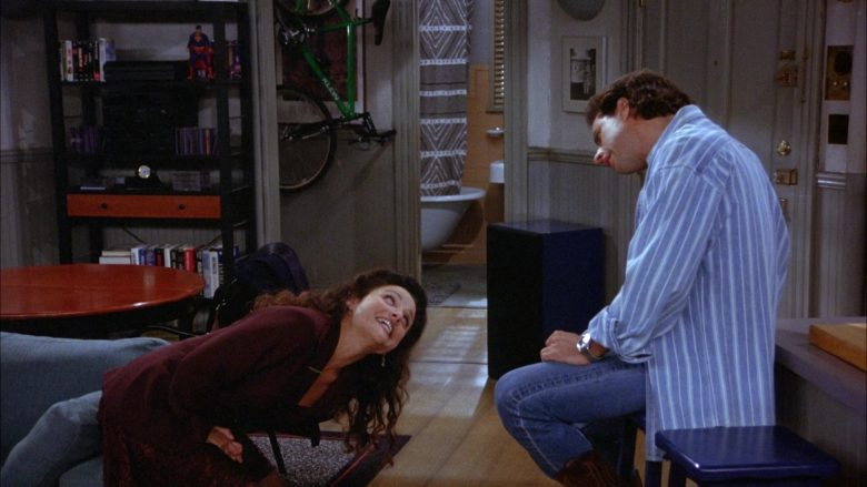 Klein Bicycle in Seinfeld Season 6 Episode 8 The Mom & Pop Store (4)