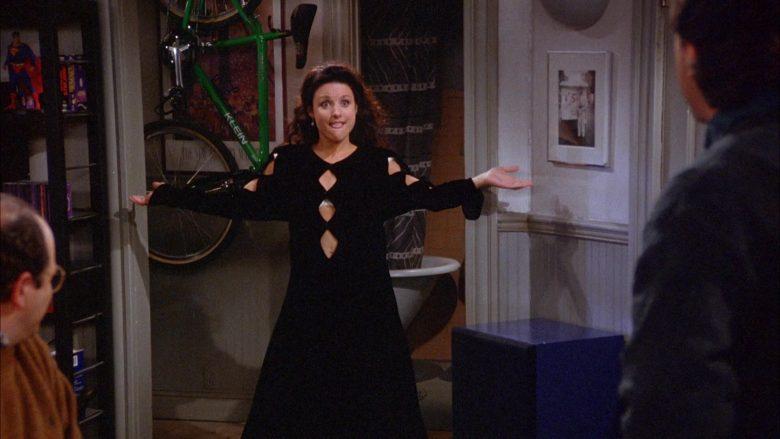 Klein Bicycle in Seinfeld Season 6 Episode 9 The Secretary