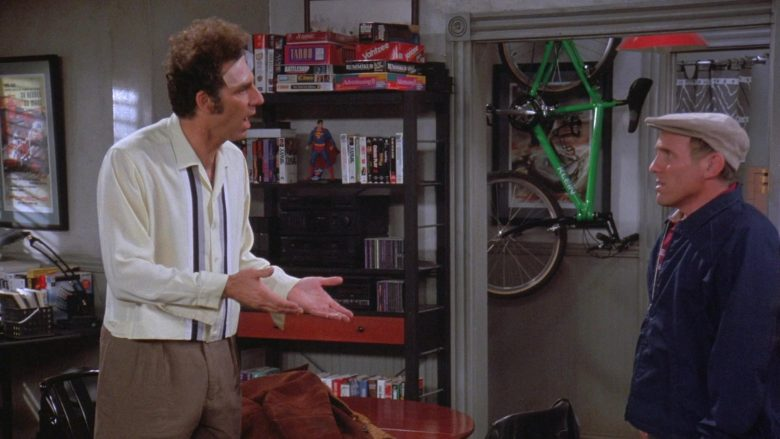 Klein Bicycle in Seinfeld Season 7 Episode 12 The Caddy (1)