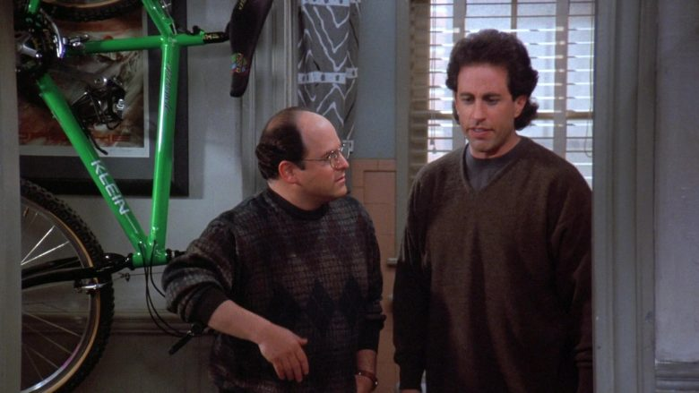 Klein Bicycle in Seinfeld Season 7 Episode 13 The Seven