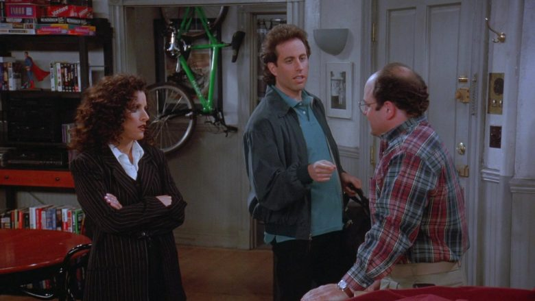 Klein Bicycle in Seinfeld Season 7 Episode 14-15 The Cadillac