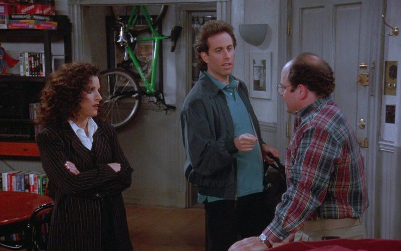 Klein Bicycle in Seinfeld Season 7 Episode 14-15 The Cadillac