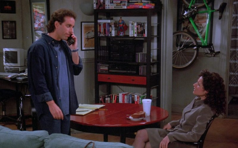 Klein Bicycle in Seinfeld Season 7 Episode 16 The Shower Head