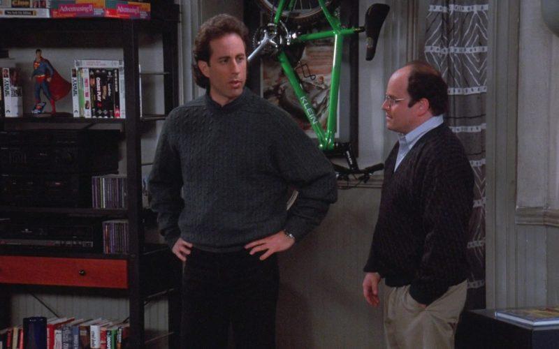Klein Bicycle in Seinfeld Season 7 Episode 18 The Friars Club