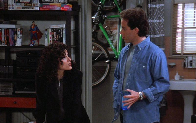 Klein Bicycle in Seinfeld Season 7 Episode 20 The Calzone