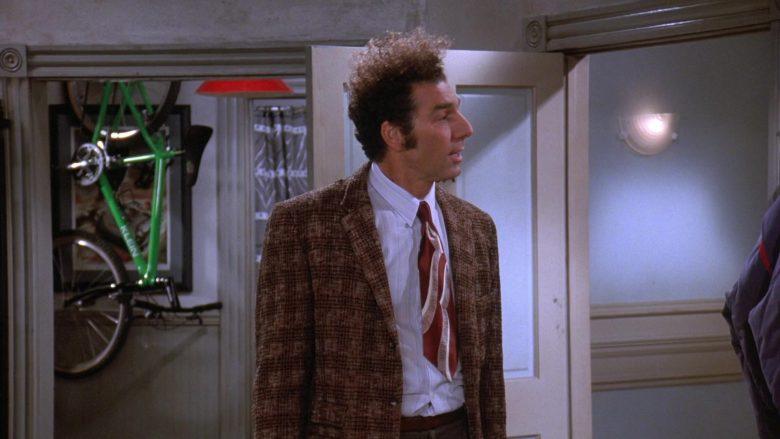 Klein Bicycle in Seinfeld Season 7 Episode 3 The Maestro (1)