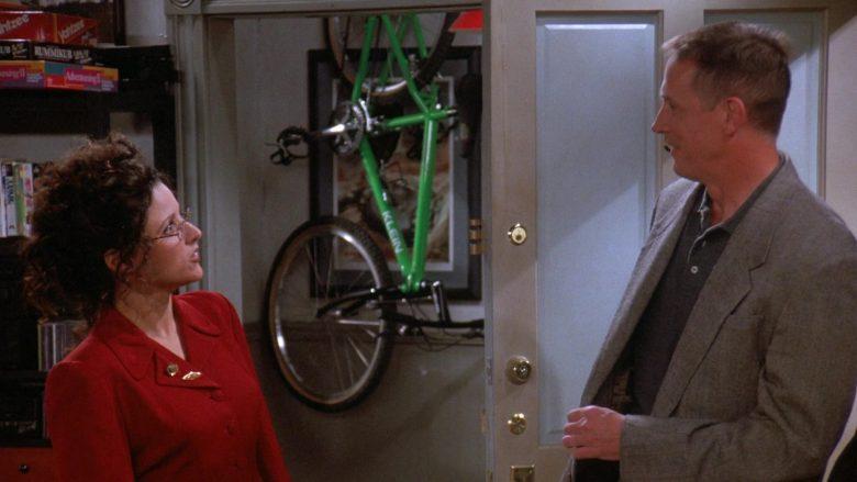 Klein Bicycle in Seinfeld Season 7 Episode 3 The Maestro (2)
