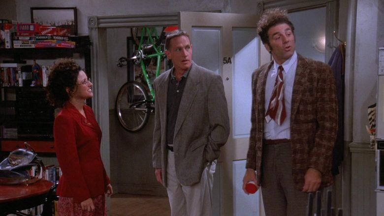 Klein Bicycle in Seinfeld Season 7 Episode 3 The Maestro (3)