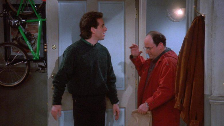 Klein Bicycle in Seinfeld Season 7 Episode 9 The Sponge
