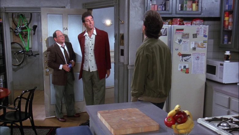 Klein Bicycle in Seinfeld Season 8 Episode 1 The Foundation (1)
