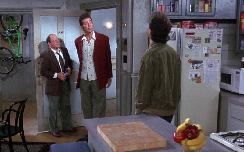 Klein Bicycle in Seinfeld Season 8 Episode 1 The Foundation (1)