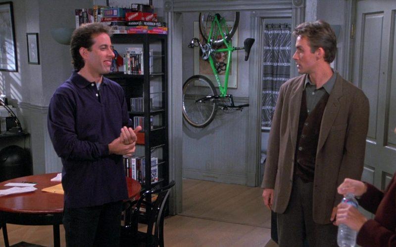 Klein Bicycle in Seinfeld Season 8 Episode 7 The Checks
