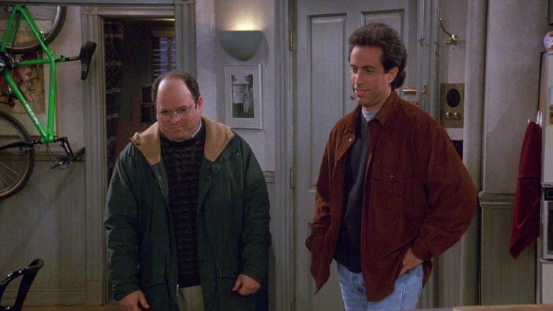 Klein Bicycle in Seinfeld Season 9 Episode 13 The Cartoon (3)