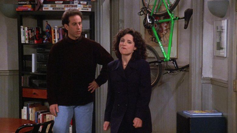 Klein Bicycle in Seinfeld Season 9 Episode 13 The Cartoon (4)