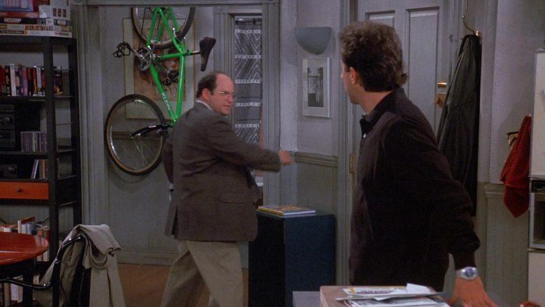 Klein Bicycle in Seinfeld Season 9 Episode 9 The Apology (2)