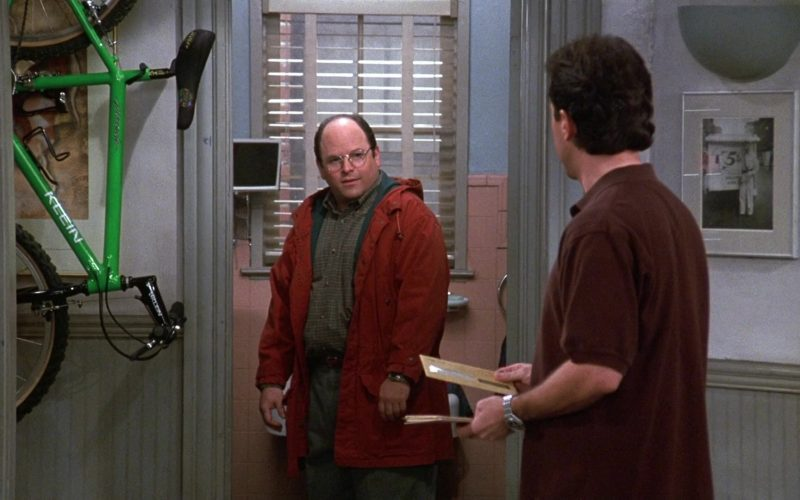 Klein Bicycle in Seinfeld Season 9 Episodes 23-24 The Finale (1)