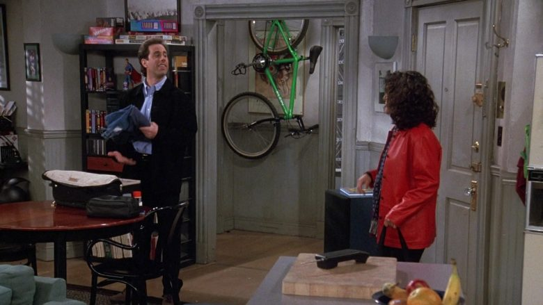 Klein Bicycle in Seinfeld Season 9 Episodes 23-24 The Finale (3)