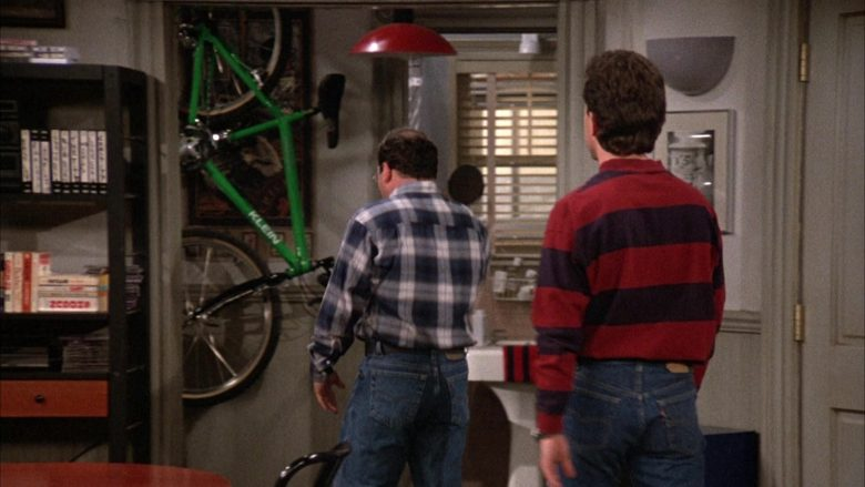 Klein Bike Used by Jerry Seinfeld in Seinfeld Season 3 Episode 16 The Fix-Up (3)