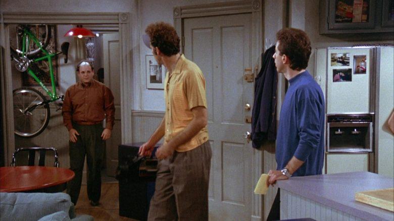 Klein Bike in Seinfeld Season 3 Episode 8 The Tape (1)