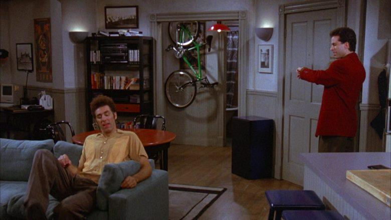 Klein Bike in Seinfeld Season 3 Episode 8 The Tape (2)