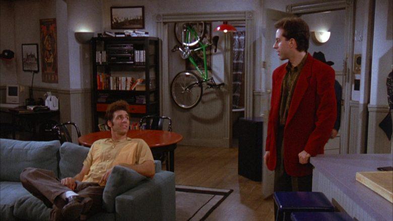 Klein Bike in Seinfeld Season 3 Episode 8 The Tape (3)