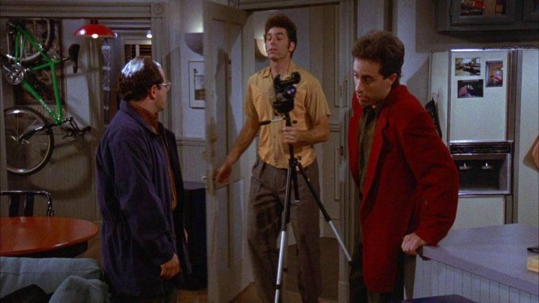 Klein Bike in Seinfeld Season 3 Episode 8 The Tape (4)