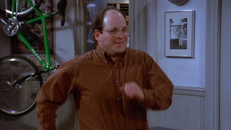 Klein Bike in Seinfeld Season 3 Episode 8 The Tape (6)