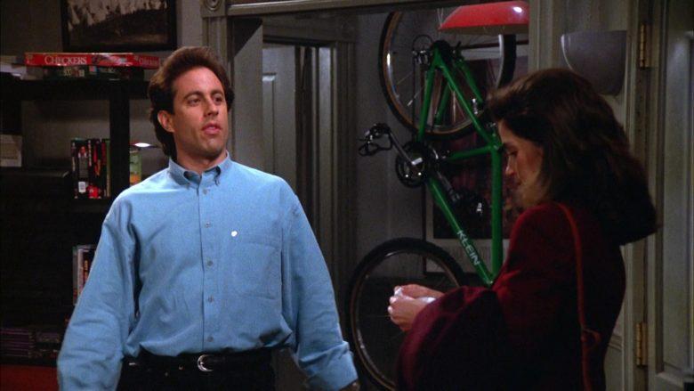 Klein Bike in Seinfeld Season 5 Episode 12 The Stall (1)