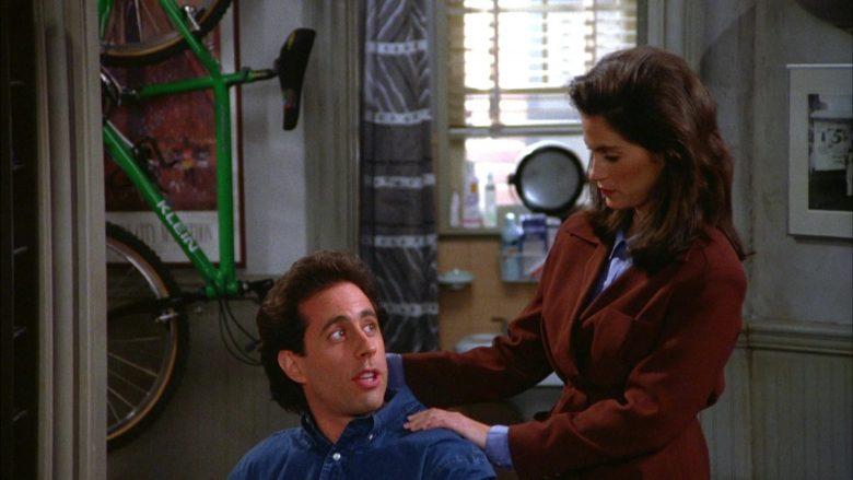Klein Bike in Seinfeld Season 5 Episode 12 The Stall (2)