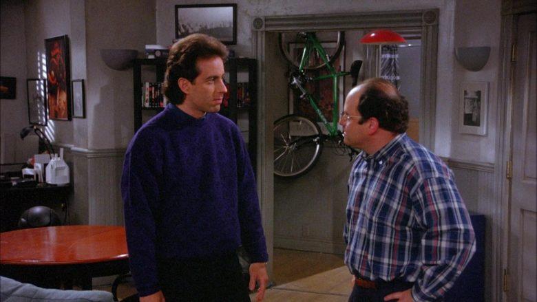Klein Bike in Seinfeld Season 6 Episode 13 The Scofflaw