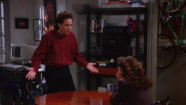 Klein Bike in Seinfeld Season 6 Episode 4 The Chinese Woman (4)