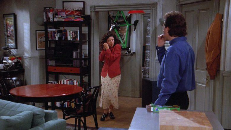 Klein Bike in Seinfeld Season 7 Episode 4 The Wink