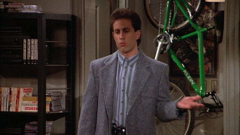 Klein Green Bicycle Used by Jerry Seinfeld in Seinfeld Season 3 Episode 15 (1)
