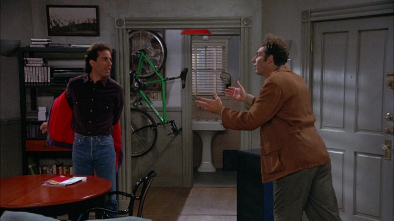 Klein Green Bike Used by Jerry Seinfeld in Seinfeld Season 4 Episode 9 The Opera (1)