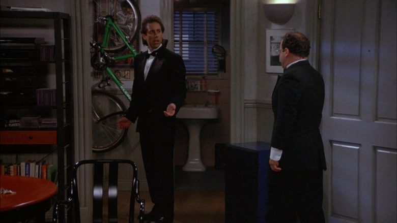 Klein Green Bike Used by Jerry Seinfeld in Seinfeld Season 4 Episode 9 The Opera (4)