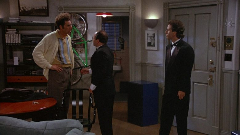 Klein Green Bike Used by Jerry Seinfeld in Seinfeld Season 4 Episode 9 The Opera (7)