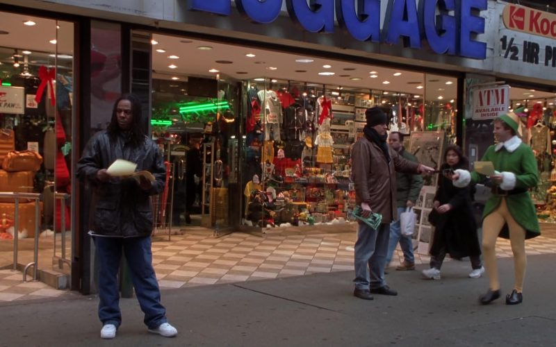 Kodak Sign in Elf (2003)