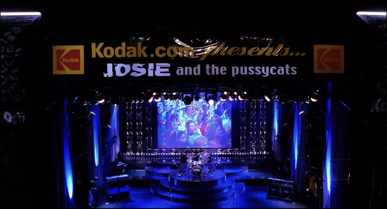 Kodak in Josie and the Pussycats (1)
