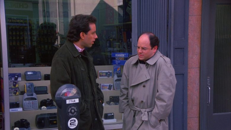 Konica in Seinfeld Season 6 Episode 7 The Soup