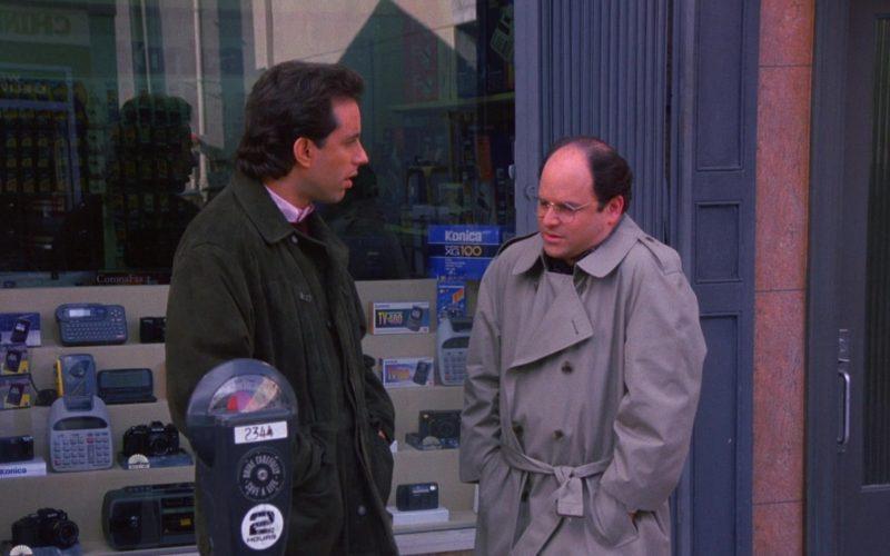 Konica in Seinfeld Season 6 Episode 7 The Soup