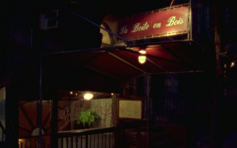 La Boite en Bois Restaurant in Seinfeld Season 7 Episode 9 The Sponge (1)
