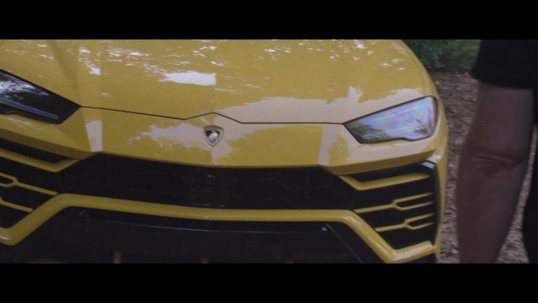 Lamborghini Urus Yellow Car in Silicon Valley Season 6 Episode 7 Exit Event (4)