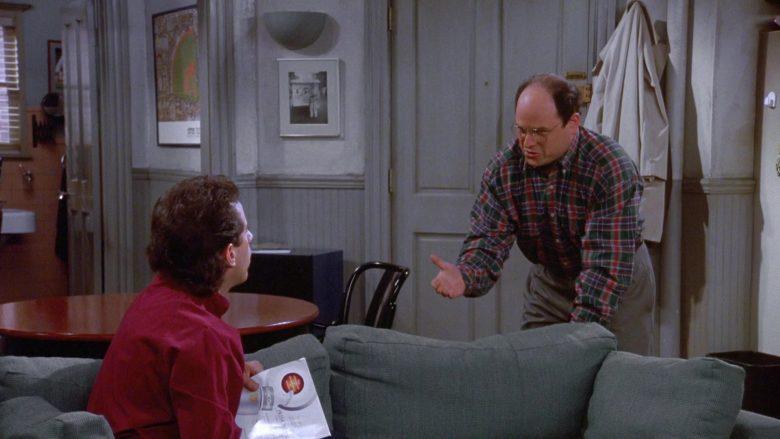 Lancôme Magazine Advertising in Seinfeld Season 7 Episode 8 The Pool Guy (1)