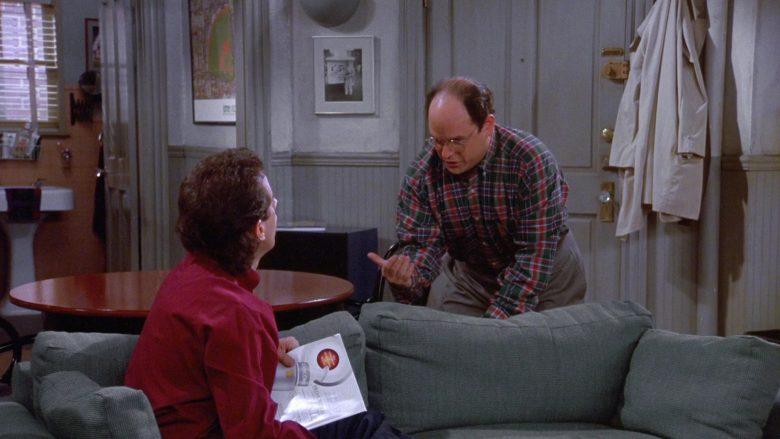 Lancôme Magazine Advertising in Seinfeld Season 7 Episode 8 The Pool Guy (2)