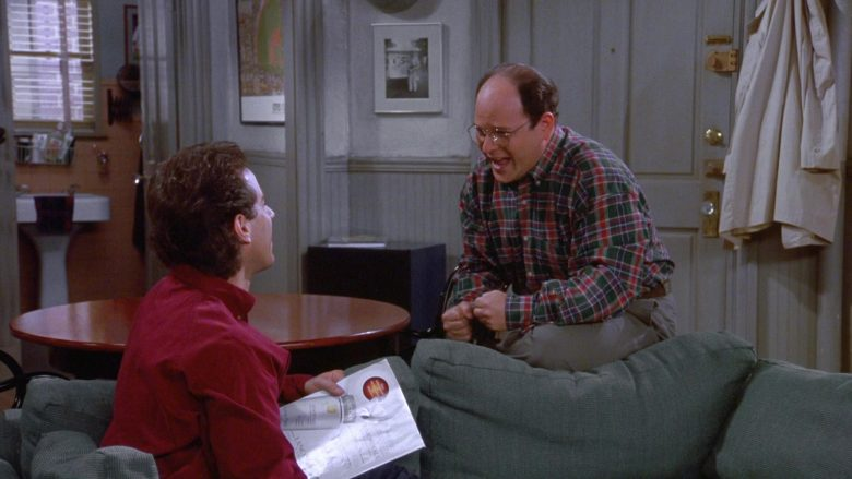 Lancôme Magazine Advertising in Seinfeld Season 7 Episode 8 The Pool Guy (3)