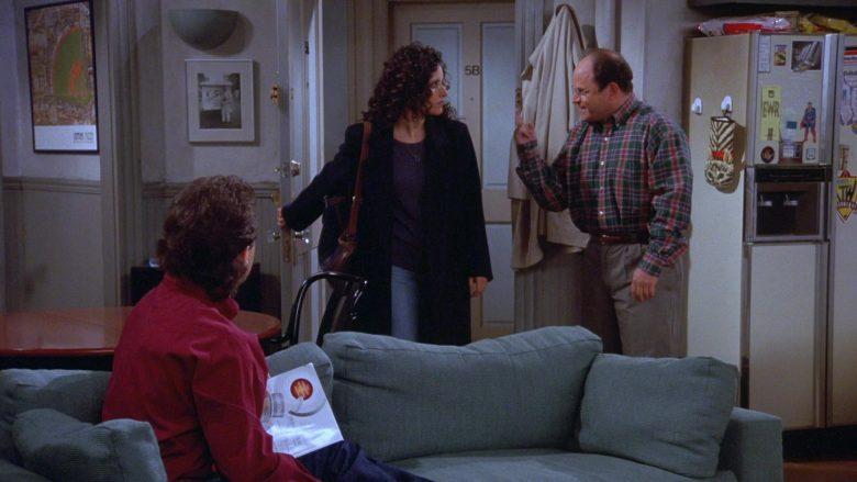 Lancôme Magazine Advertising in Seinfeld Season 7 Episode 8 The Pool Guy (4)