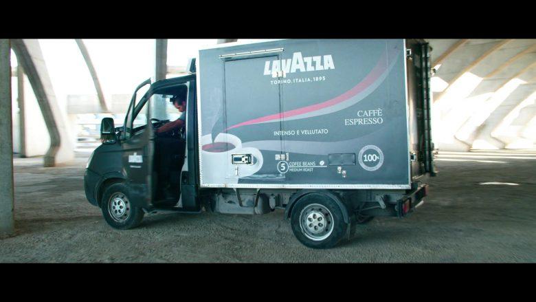 Lavazza Coffee Truck in 6 Underground (2019)