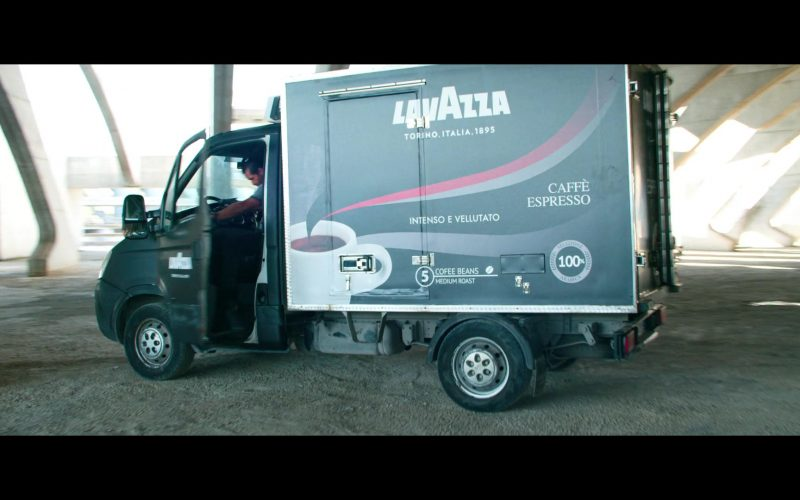 Lavazza Coffee Truck in 6 Underground (2019)